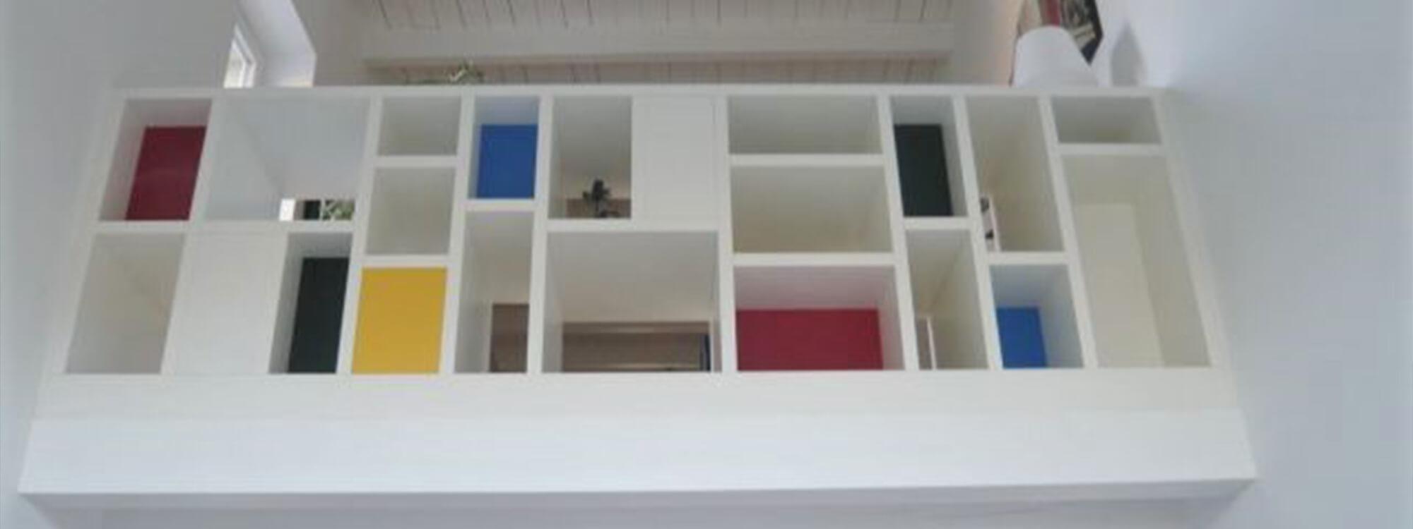 Aménagement intérieur et aménagement extérieur avec maçonnerie à ...